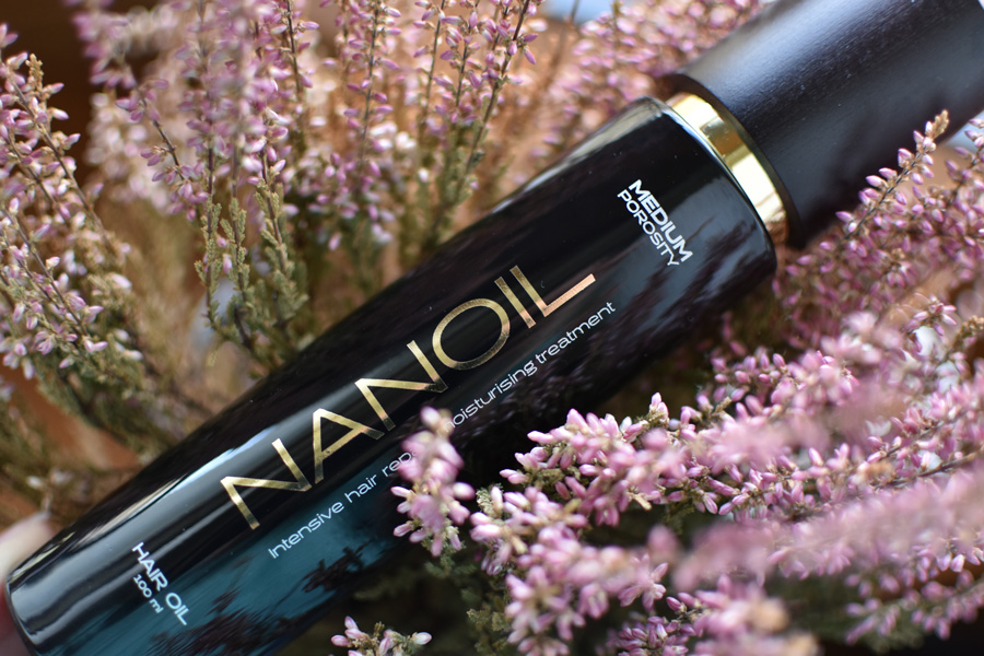 adventure with Nanoil Hair Oil